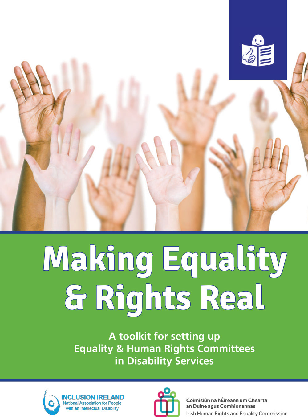 Making Equality & Rights Real: A toolkit for setting up Equality & Rights Committees in Disability Services