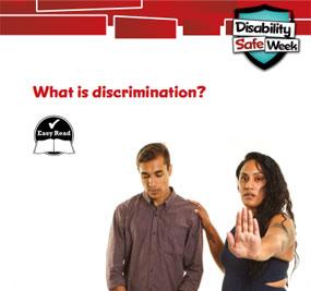 Discrimination ETR