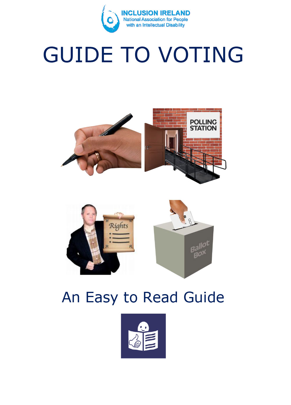 Easy to Read Guide to Voting