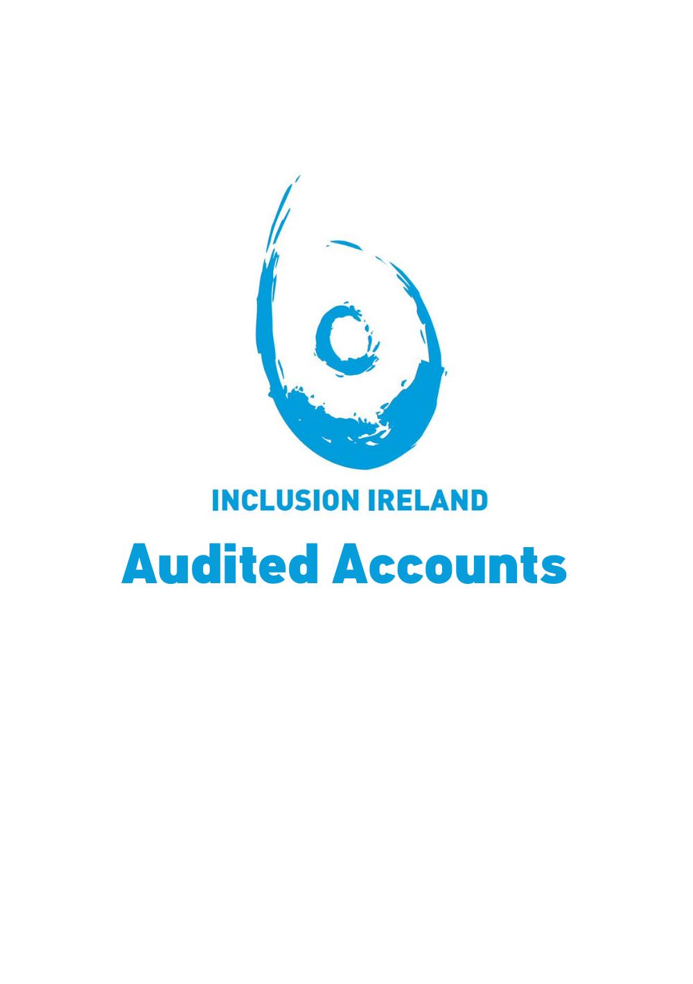 Audited Accounts 2019