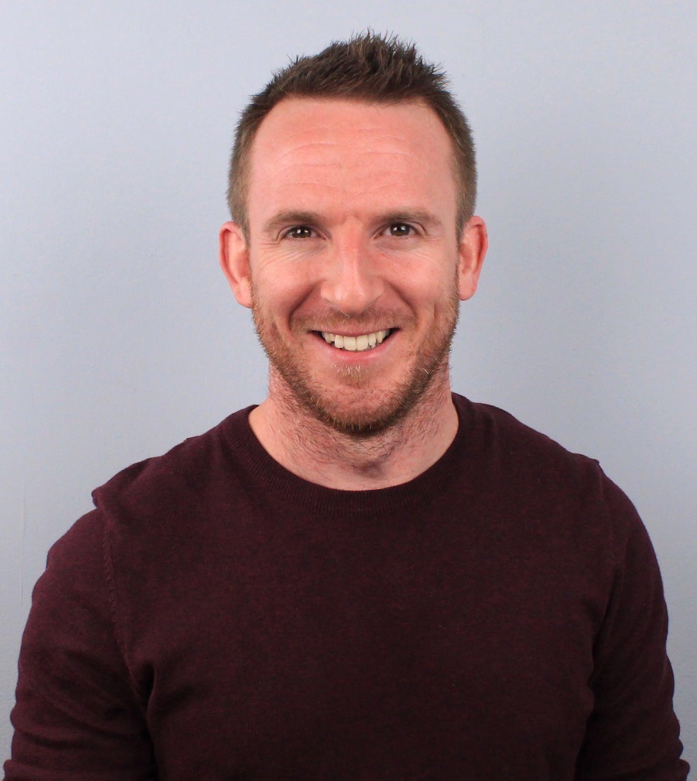 Steven O'Riordan