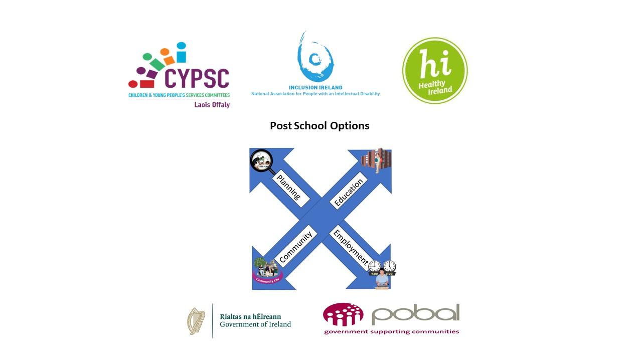 Post School Options Webpage Launch